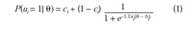 Item Response Theory-2