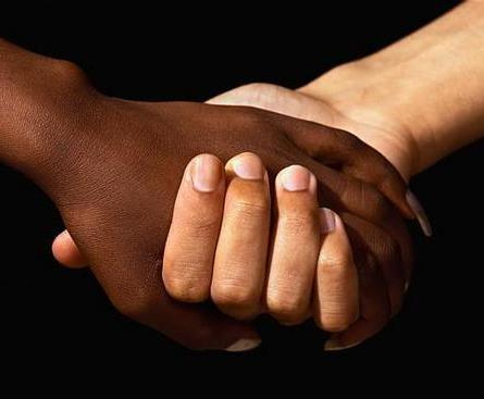 Image result for symbolic images about racism