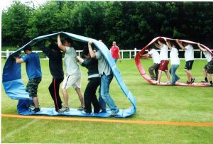 team-building Sports Psychology