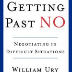 Getting Past No: Negotiating in Difficult Situations – Best Psychology Books